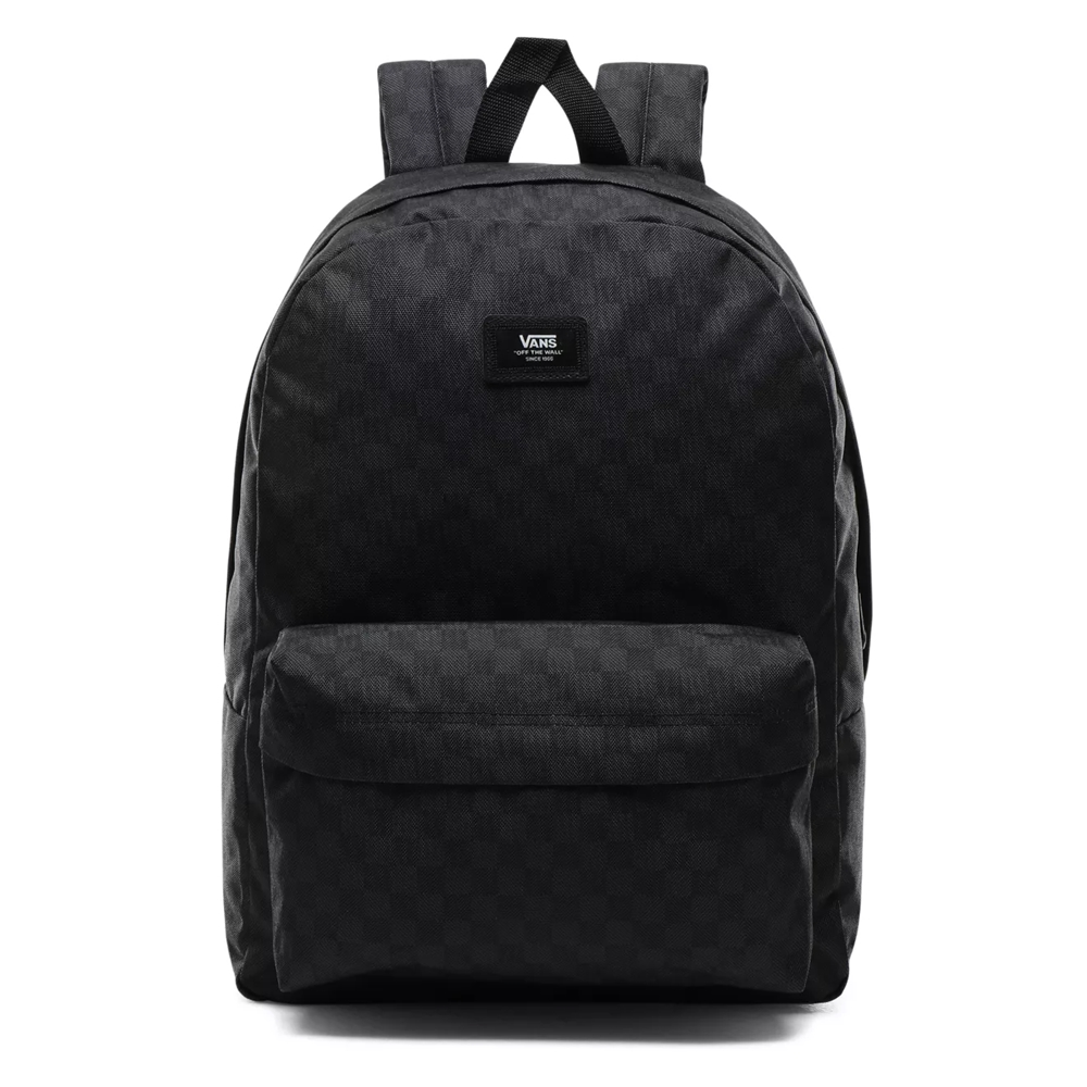 VANS OLD SKOOL III BACKPACK BLACK/CHARCOAL
