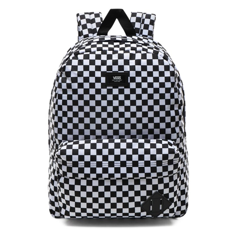 VANS OLD SKOOL III BACKPACK BLACK/WHITE CHECK