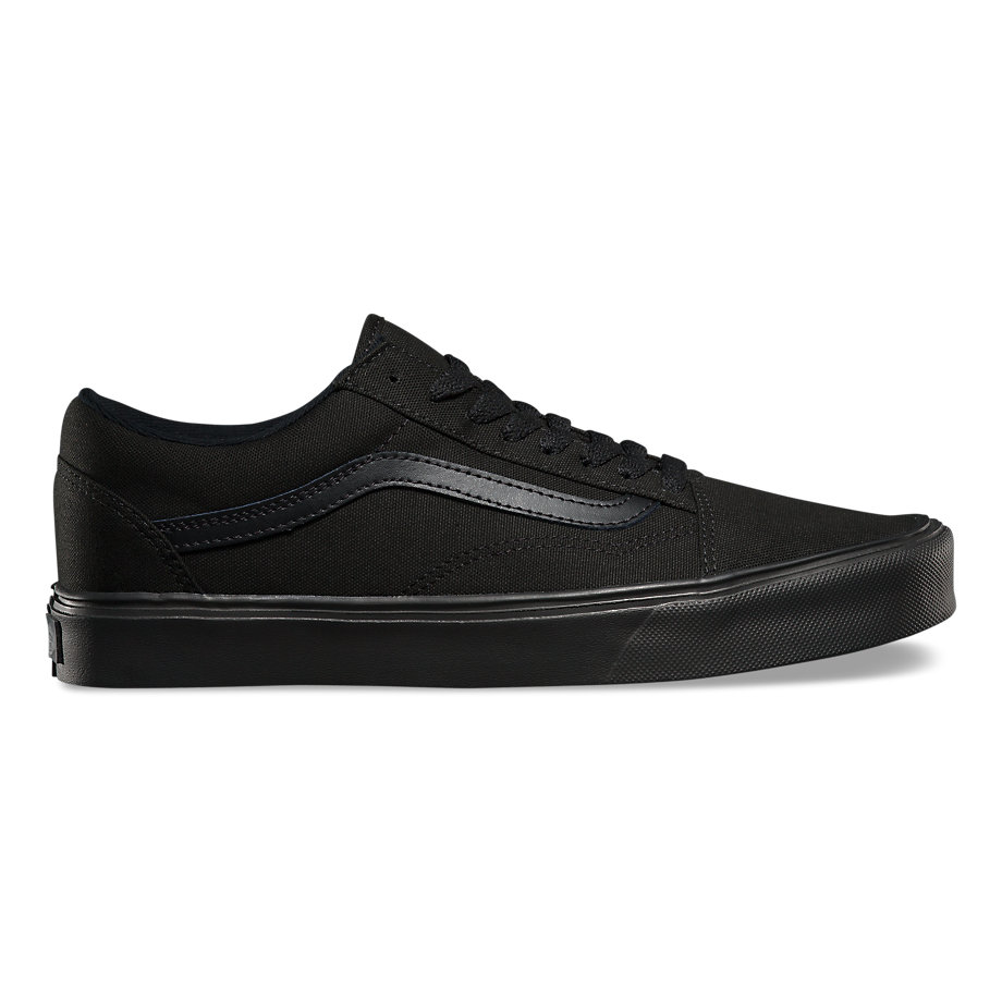 VANS OLD SKOOL LITE BLACK/BLACK