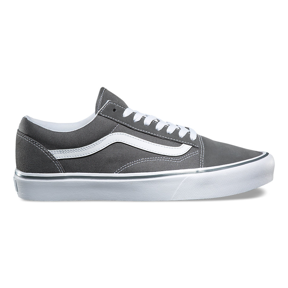 VANS OLD SKOOL LITE PEWTER