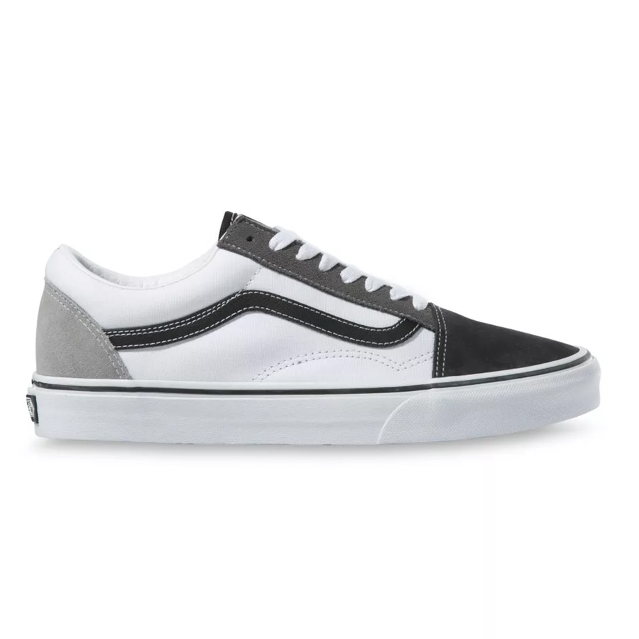 VANS MIX & MATCH OLD SKOOL BLACK/TRUE WHITE
