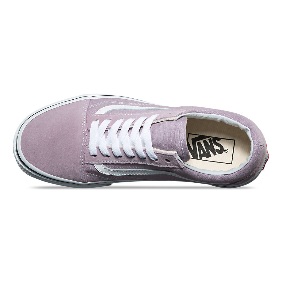 VANS Việt Nam - VANS OLD SKOOL SEA FOG TRUE WHITE VN0A38G1OVS