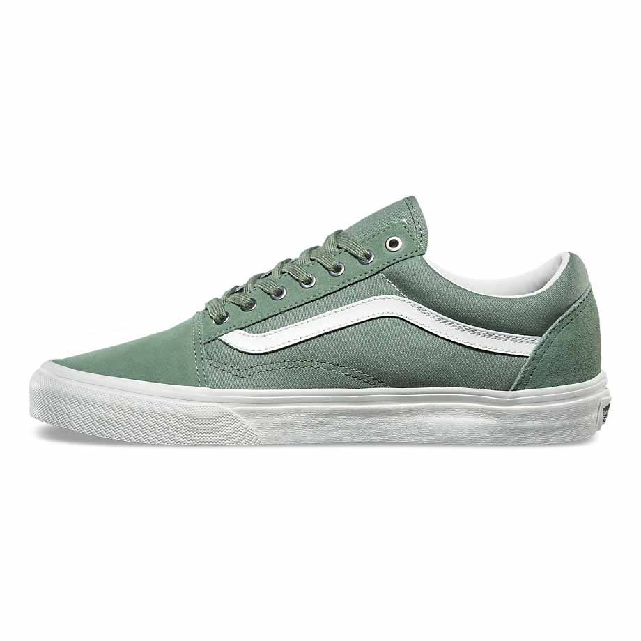 VANS Việt Nam- VANS OLD SKOOL (SNAKE) SEA SPRAY/BLANC VN0A38G1OS5