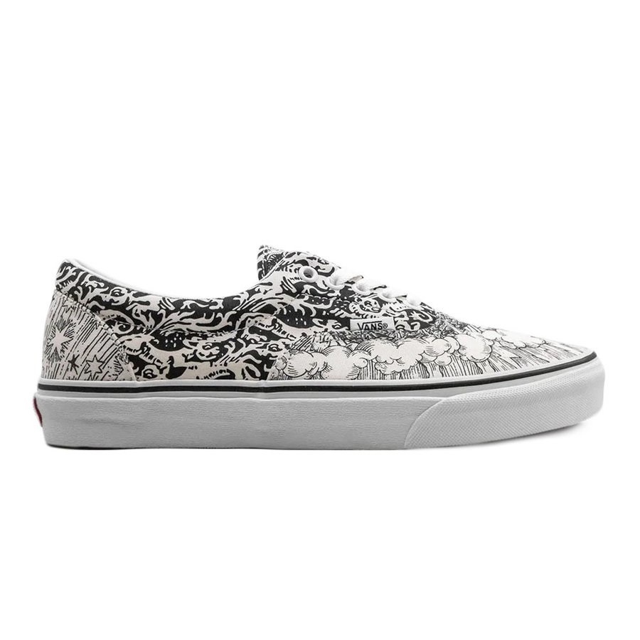 VANS OUROBOROS ERA BLACK/TRUE WHITE
