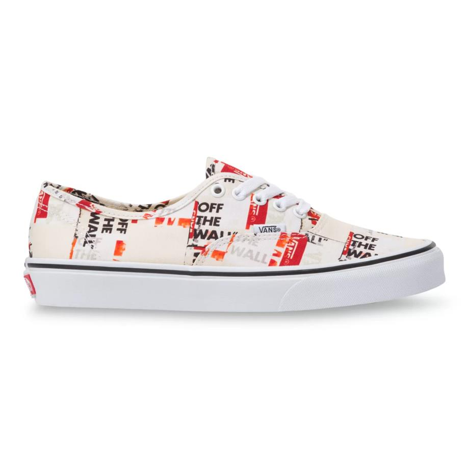 VANS PACKING TAPE AUTHENTIC CREAM WHITE