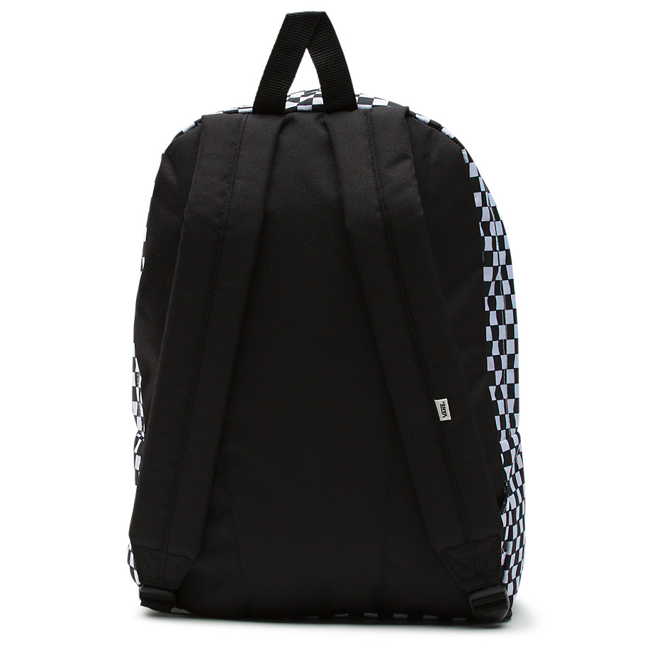 VANS Việt Nam - VANS REALM BACKPACK CHECKERBOARD VN000NZ056M