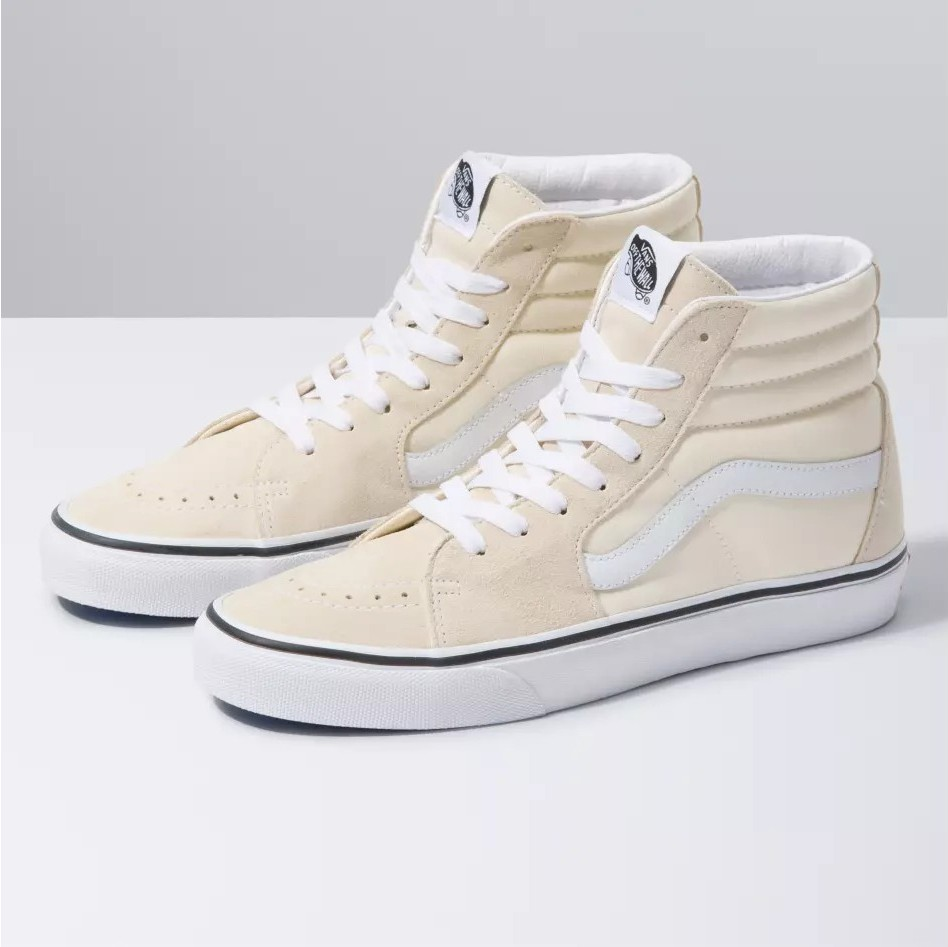 VANS VIỆT NAM - VANS SK8-HI CLASSIC WHITE/TRUE WHITE VN0A4U3CFRL