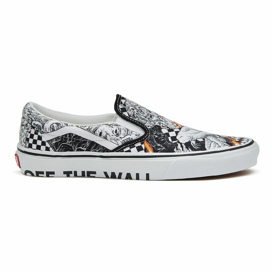 VANS SLIP-ON CUSTOM CULTURE 2018