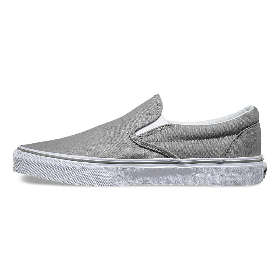 VANS Việt Nam - VANS SLIP-ON WILD DOVE TRUE WHITE VN0003Z4LNQ
