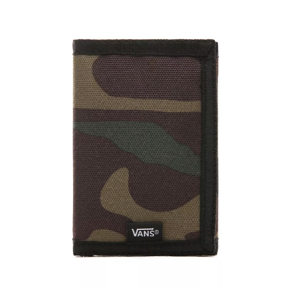 VANS SLIPPED WALLET CLASSIC CAMO