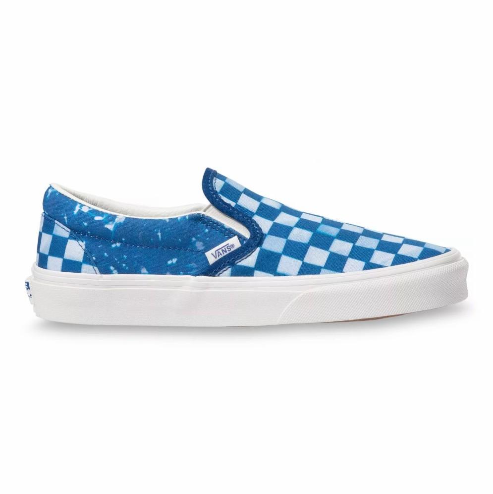 VANS VIỆT NAM - VANS SOLAR FLORAL SLIP-ON TRUE BLUE VN0A4U38WV8