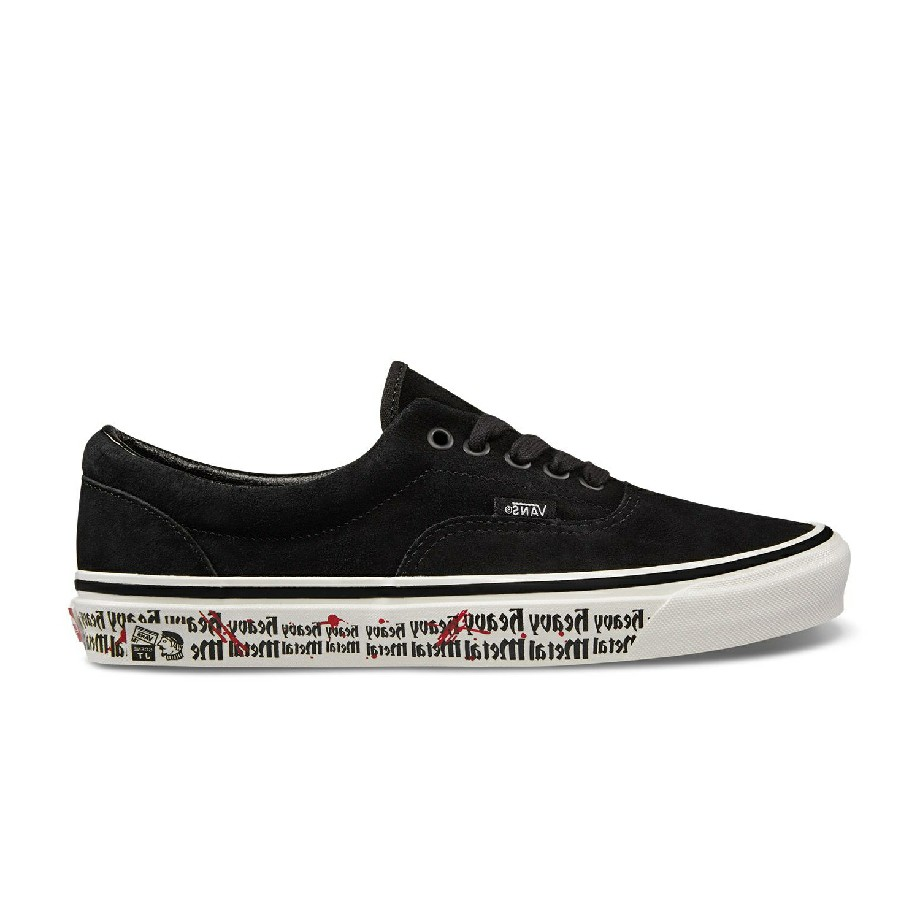 VANS UA ERA 95 DX ANAHEIM FACTORY HEAVY METAL TAPE