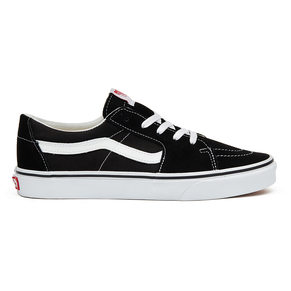 VANS UA SK8-LOW BLACK/WHITE