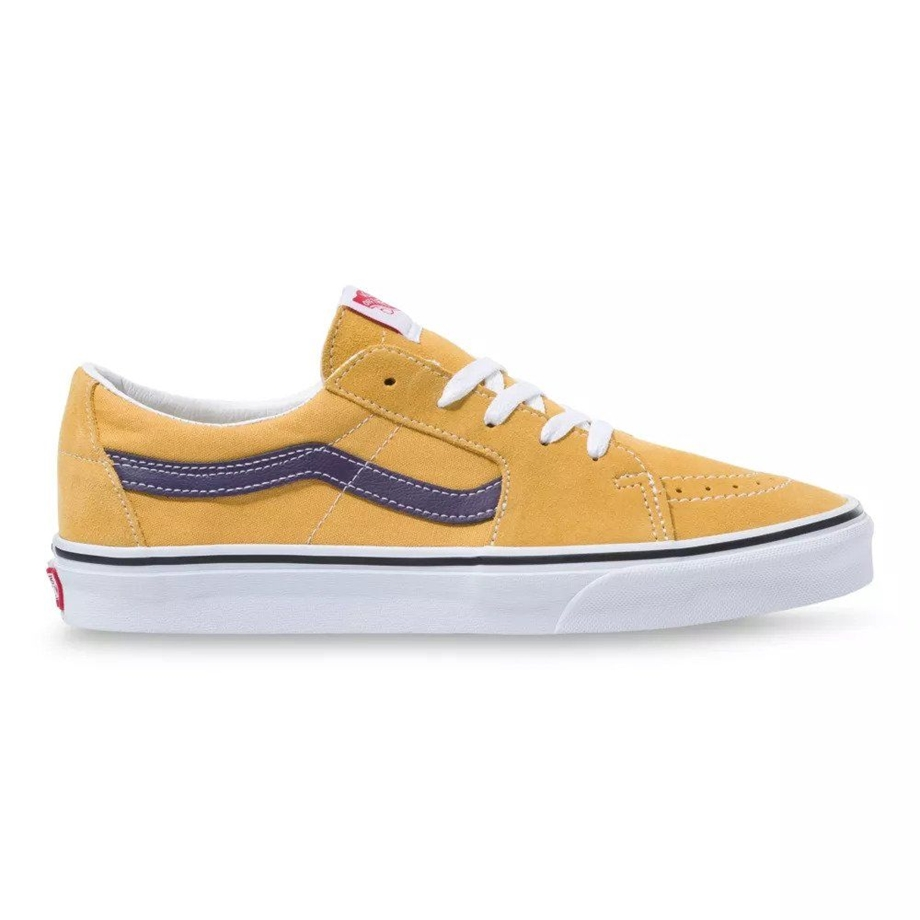 VANS UA SK8-LOW HONEY GOLD