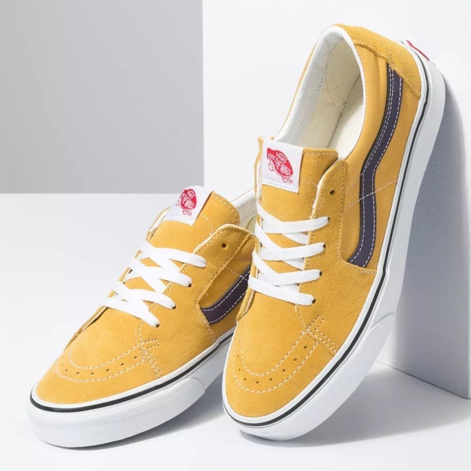 VANS Việt Nam - VANS UA SK8-LOW HONEY GOLD VN0A4UUK24K