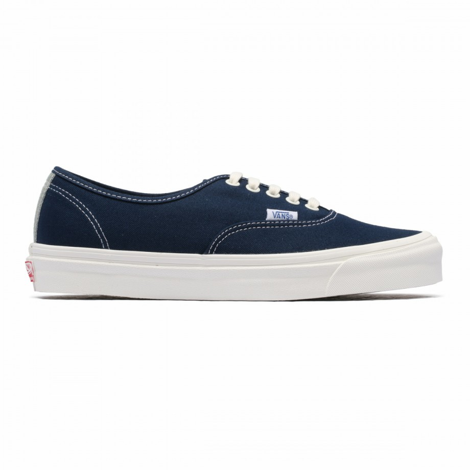 VANS VAULT OG AUTHENTIC LX (CANVAS/SUEDE) DRESS BLUES/WROUGHT IRON