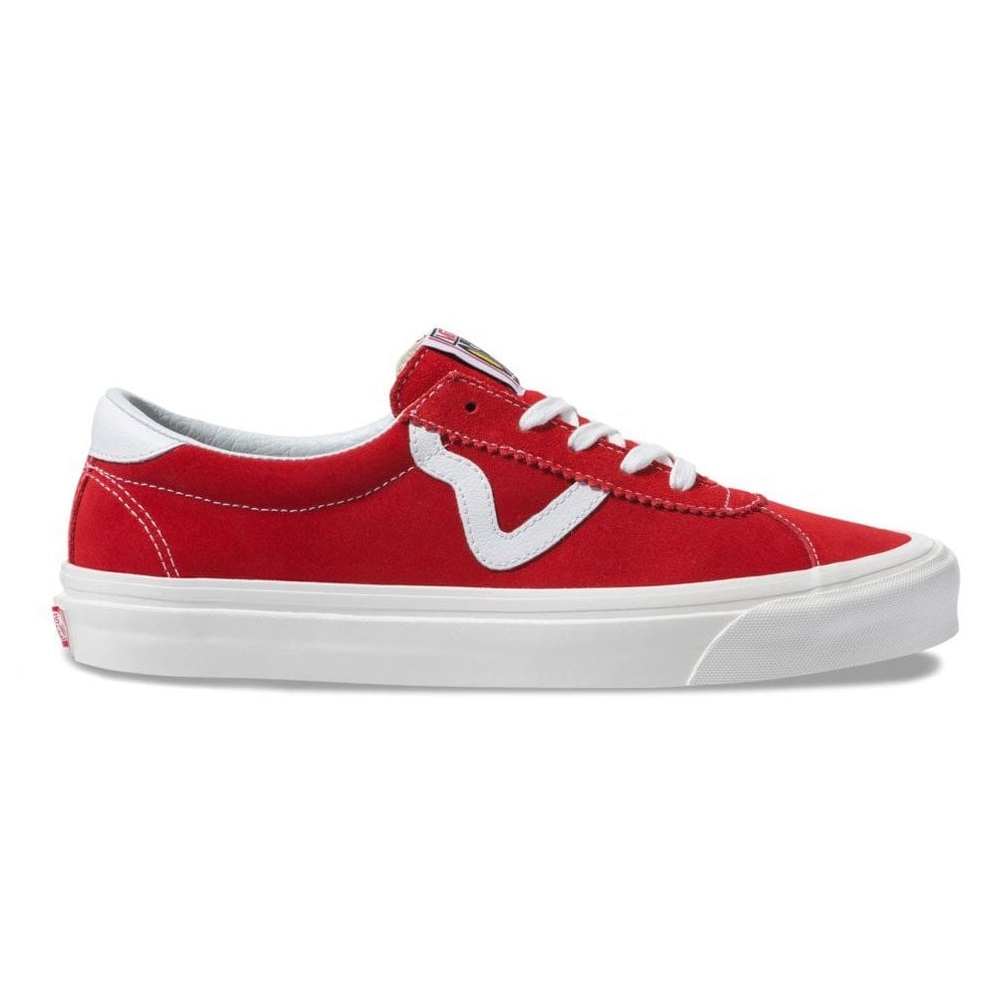 VANS ANAHEIM FACTORY STYLE 73 DX OG RED