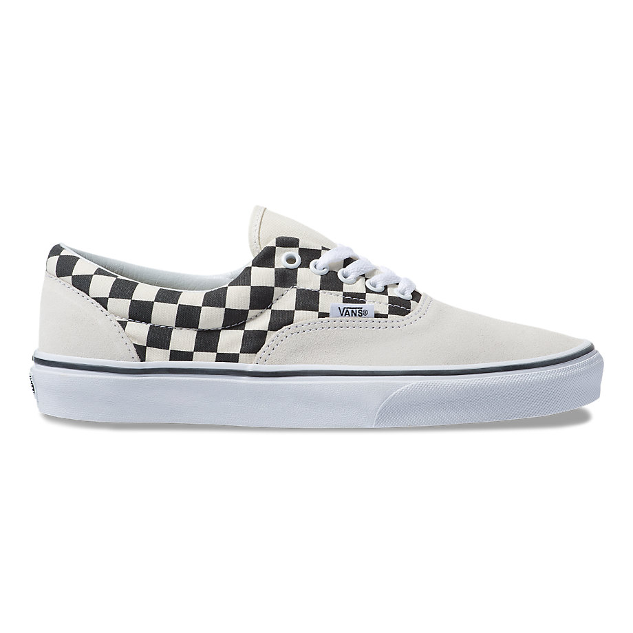 VANS ERA PRIMARY CHECKERBOARD MARSHMALLOW