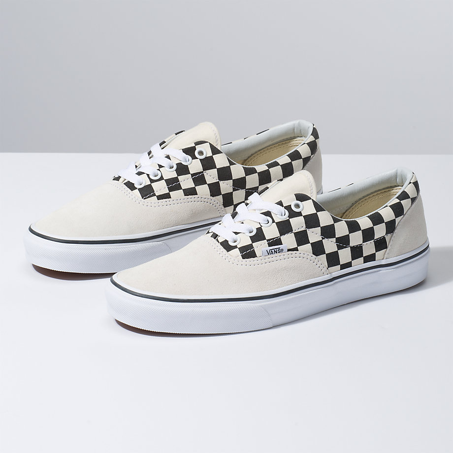 VANS Việt Nam - VANS ERA PRIMARY CHECKERBOARD MARSHMALLOW VN0A38ENOAK