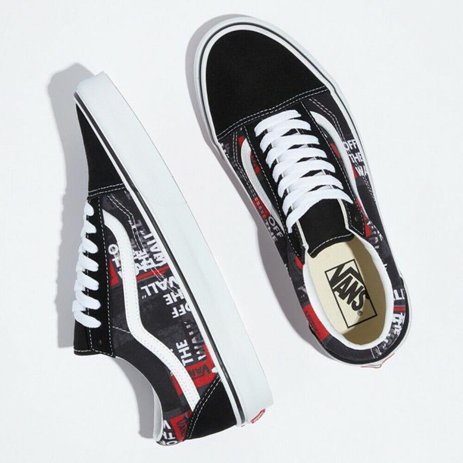 VANS Việt Nam - VANS PACKING TAPE OLD SKOOL BLACK VN0A4U3BWZ4