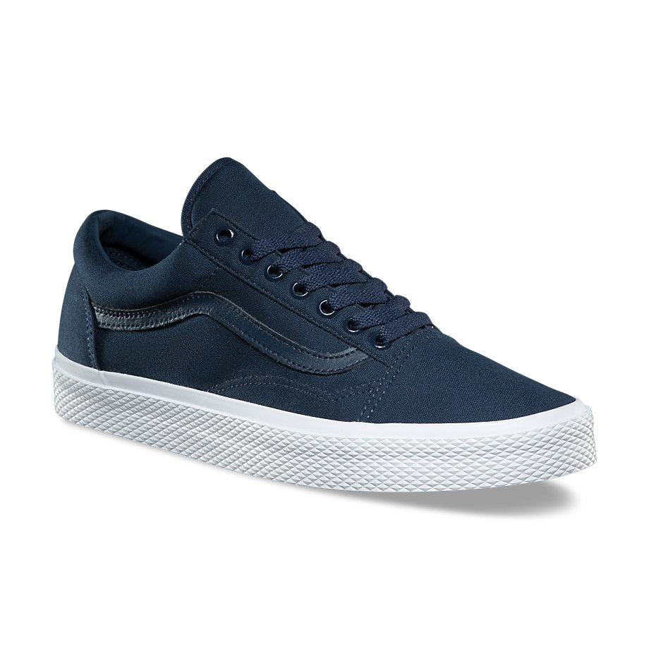 VANS Việt Nam - VANS WAFFLE WALL OLD SKOOL DRESS BLUES VN0A38G1OJT