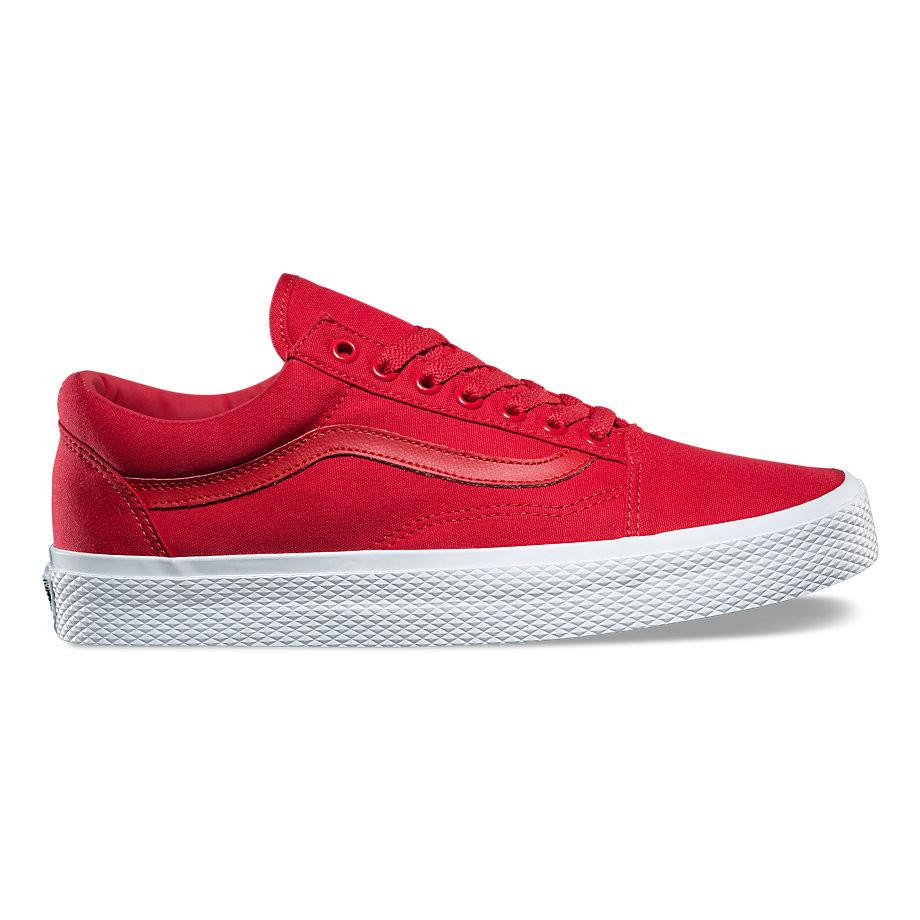 VANS Việt Nam - VANS WAFFLE WALL OLD SKOOL RACING RED VN0A38G1OJU