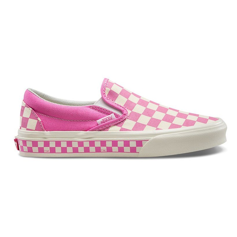 VANS X FOLDER NEXTOR CHECKERBOARD PINK/WHITE