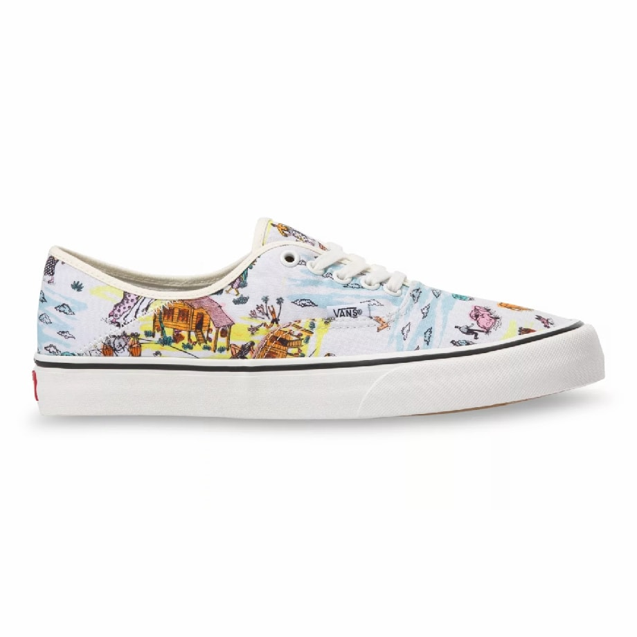 VANS X KIDE COLLECTION AUTHENTIC SF