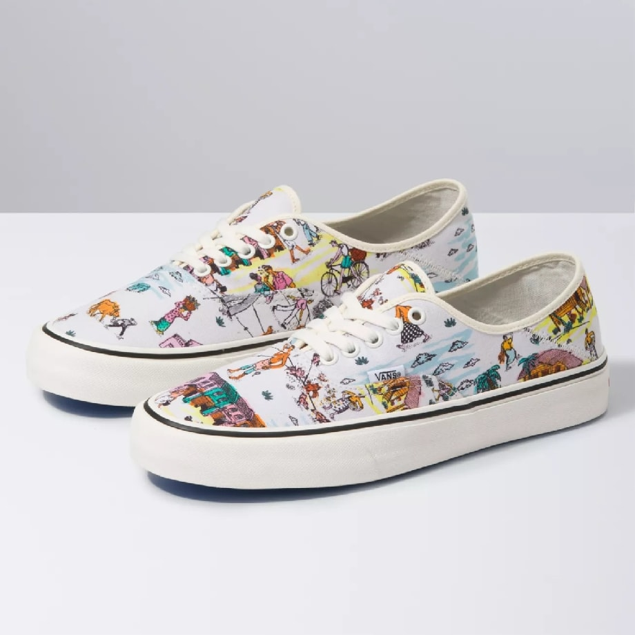VANS Việt Nam - VANS X KIDE COLLECTION AUTHENTIC SF VN0A3MU6WOK