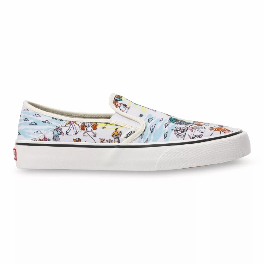 VANS X KIDE COLLECTION SLIP-ON SF