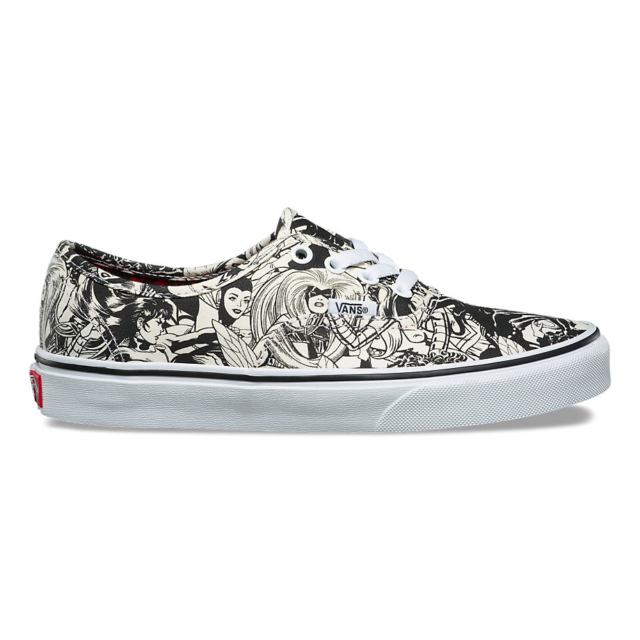 VANS X MARVEL AUTHENTIC MULTI WOMEN