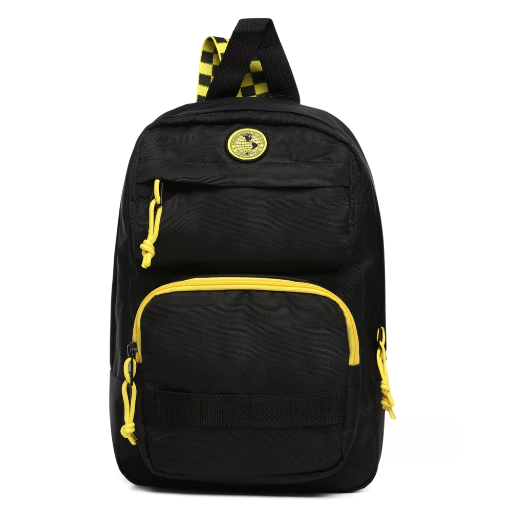 VANS X NATIONAL GEOGRAPHIC RUCKSACK BLACK