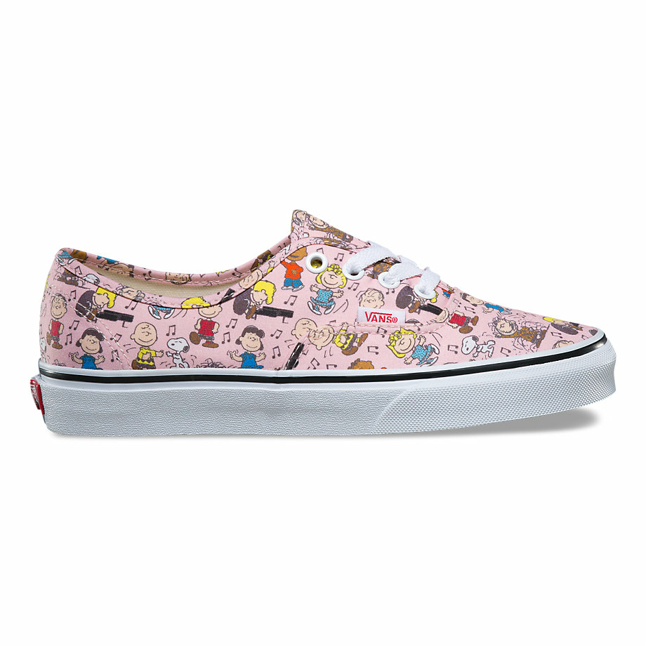 VANS x PEANUTS AUTHENTIC DANCE PARTY/PINK