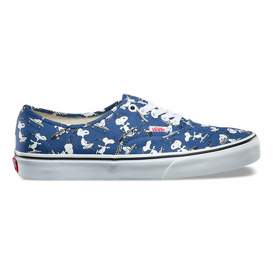 VANS x PEANUTS AUTHENTIC SNOOPY/SKATING