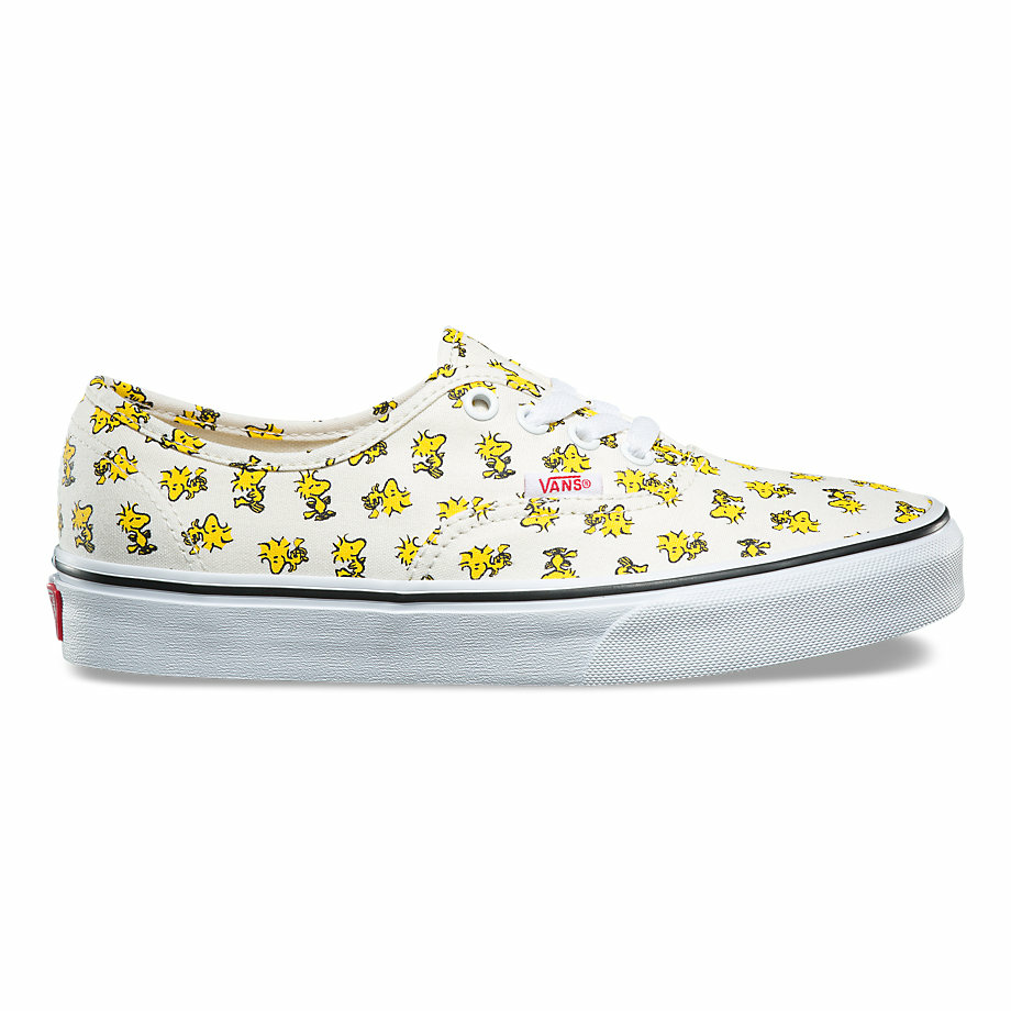 VANS x PEANUTS AUTHENTIC WOODSTOCK/BONE