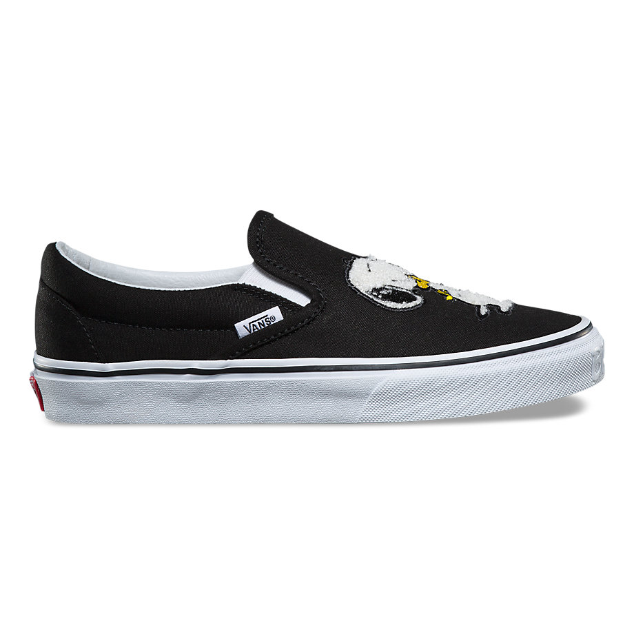 VANS x PEANUTS SLIP-ON BEST FRIENDS/TRUE WHITE