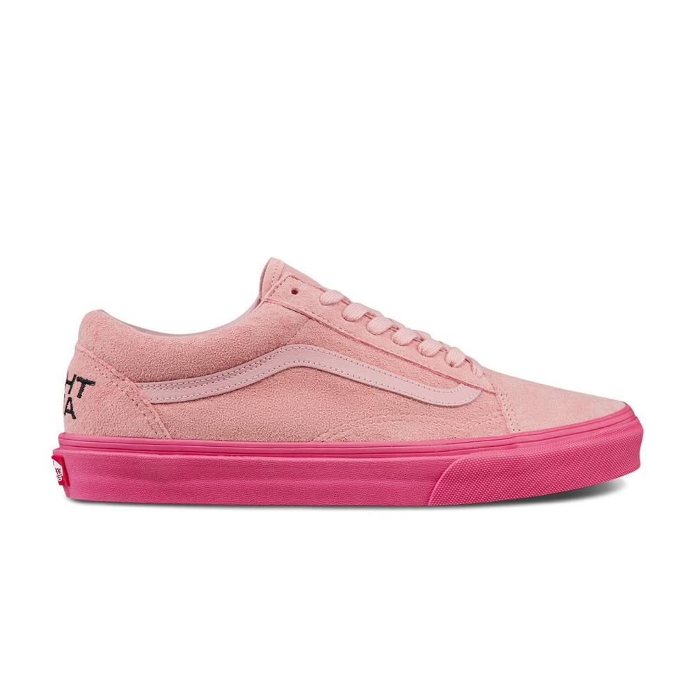 VANS X THEY ARE OLD SKOOL BRIDAL ROSE