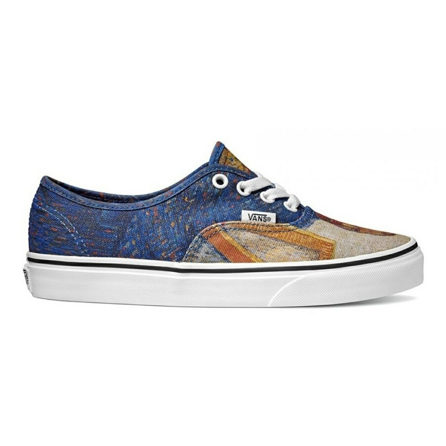 VANS x VAN GOGH AUTHENTIC SELF-PORTRAIT/TRUE WHITE