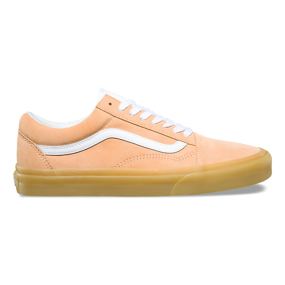 VANS Việt Nam - DOUBLE LIGHT GUM OLD SKOOL APRICOT ICE VN0A38G1QMJ