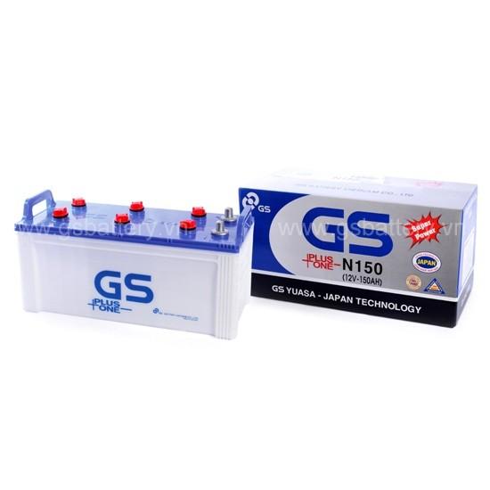 Ắc quy GS N150 (150Ah)