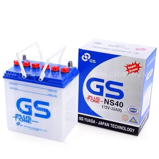 Ắc quy GS NS40 (32Ah)