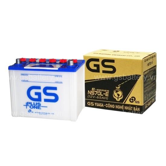 Ắc quy GS NS70 (65Ah)