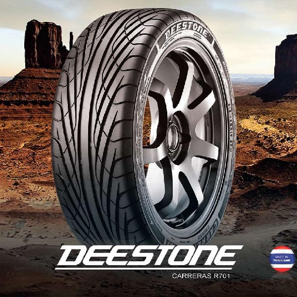 Lốp Deestone 195R14