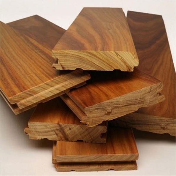 sàn gỗ Gõ Đỏ ở sàn gỗ Nguyễn Kim