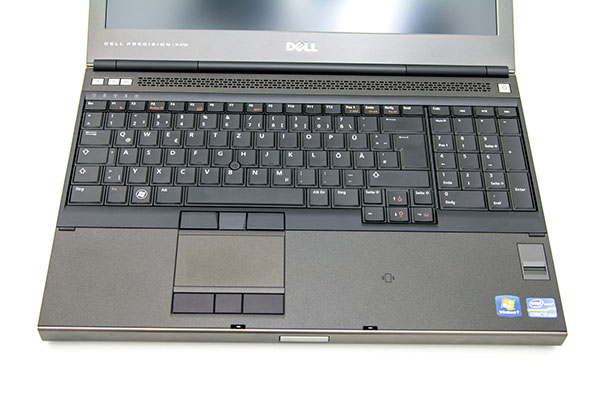 dell m4700 ban phim vâ touchpad