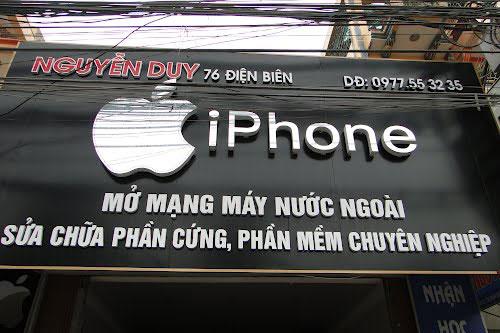 Làm biển quảng cáo điện thoại với những tiêu chí về hiện đại và hội nhập là điều rất cần thiết