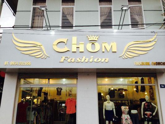 Biển quảng cáo shop quần áo tại Hà Nội làm ở đâu chất lượng nhất?
