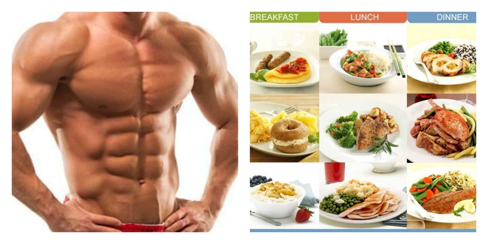 Kết quả hình ảnh cho ăn uống tập gym