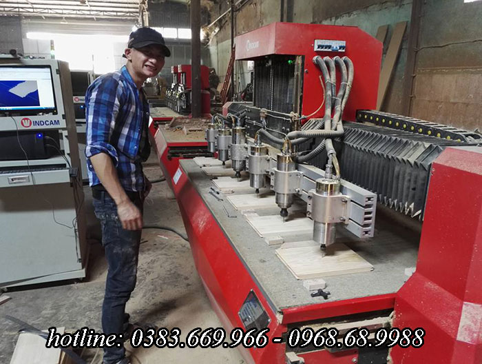 Địa chỉ nào bán máy chạm khắc gỗ ở Tây Ninh