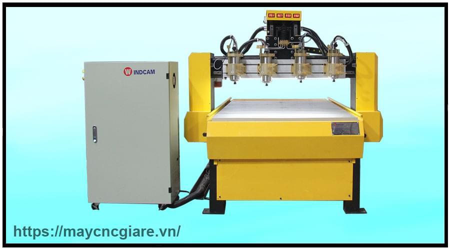Máy CNC điêu khắc gỗ